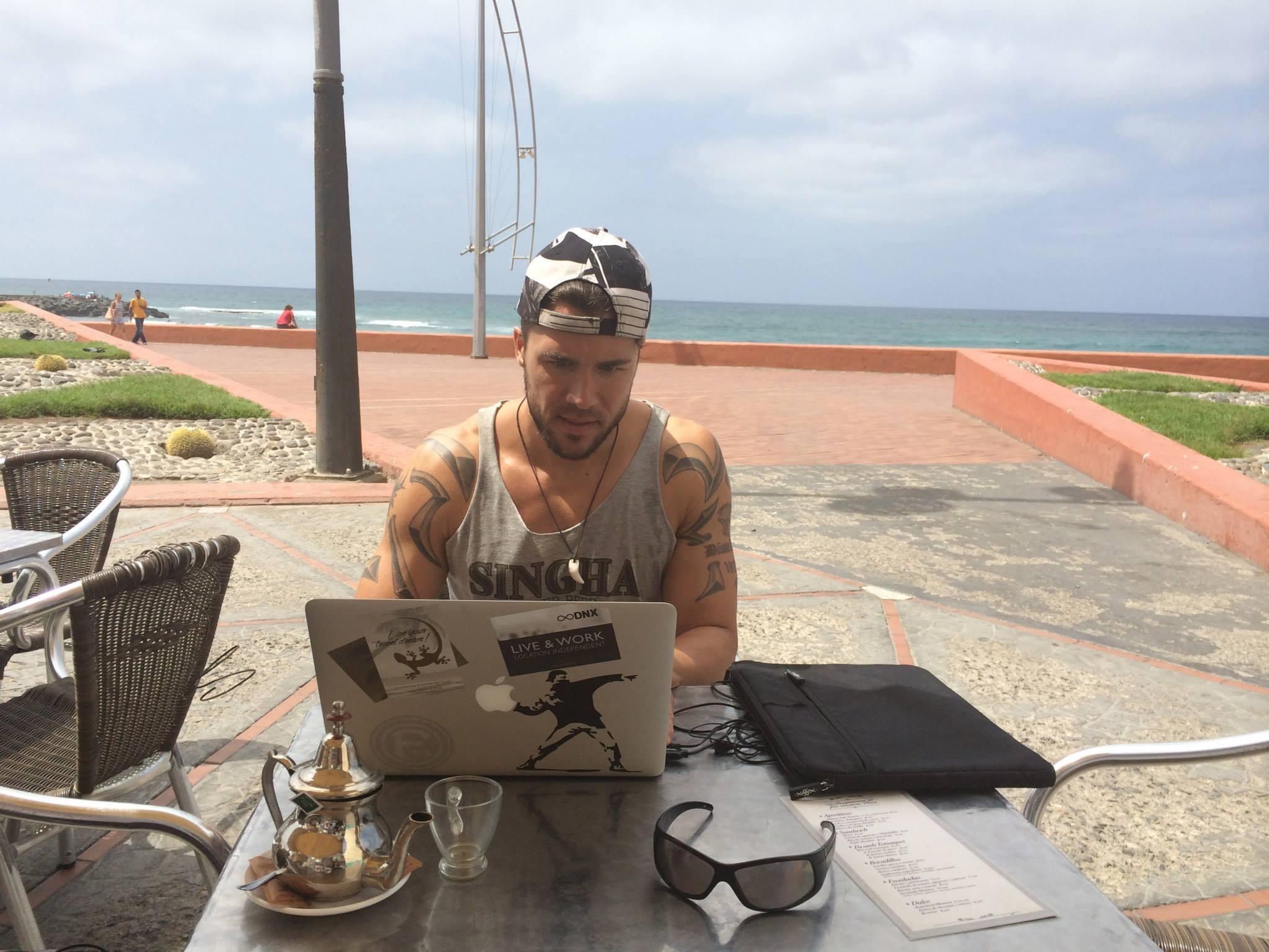 Meet Marcus Meurer, digital nomad (DE)